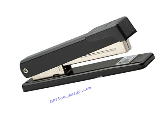 Bostitch Classic Metal Desktop Stapler, Full-Strip, Black (B515-BLACK)