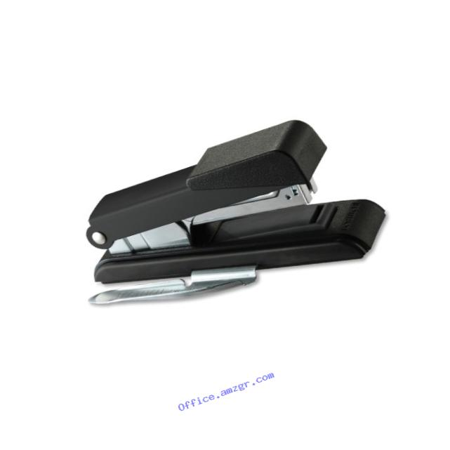 Bostitch B8  PowerCrown  Flat Clinch Premium 40 Sheet Metal Stapler, Black (B8RC-FC)